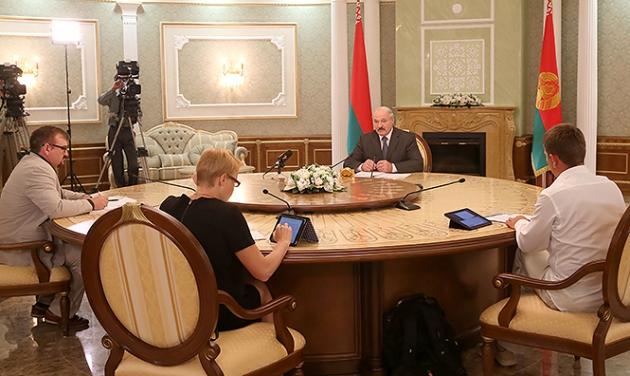 Лукашенко: «Посол России не смог объяснить мне, что такое Русский мир»