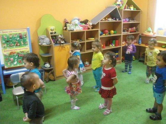 В челябинских детсадах к концу года введут 3300 новых мест
