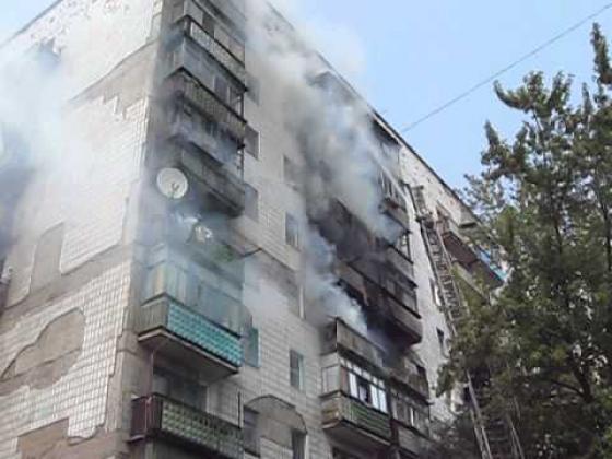 «Горловка полыхает, окраины Донецка продолжают ровнять с землёй»