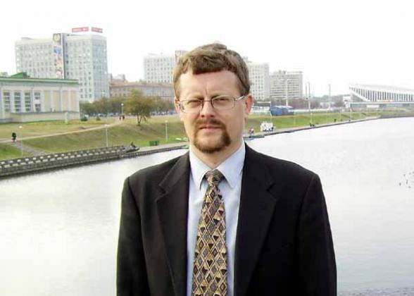 Белорусский писатель, председатель Витебского общественного объединения «русский дом»