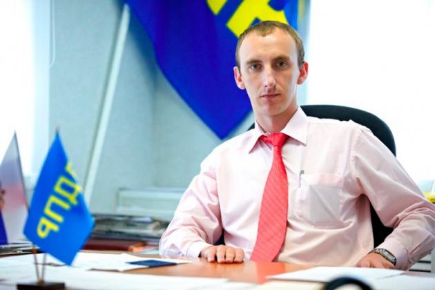 Михаил Марченко — Член Совета Федерации от Брянской области.