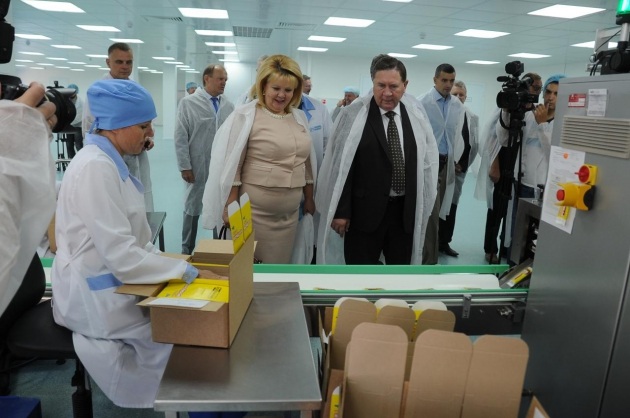 За полгода предприятия Курской области изготовили товаров на 108 млрд руб
