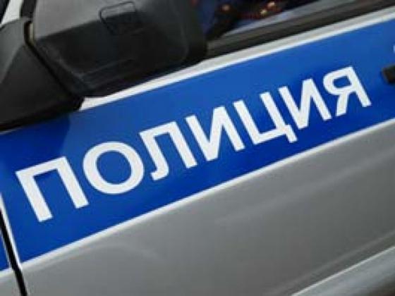 Полицейский на служебном автомобиле сбил женщину в Москве