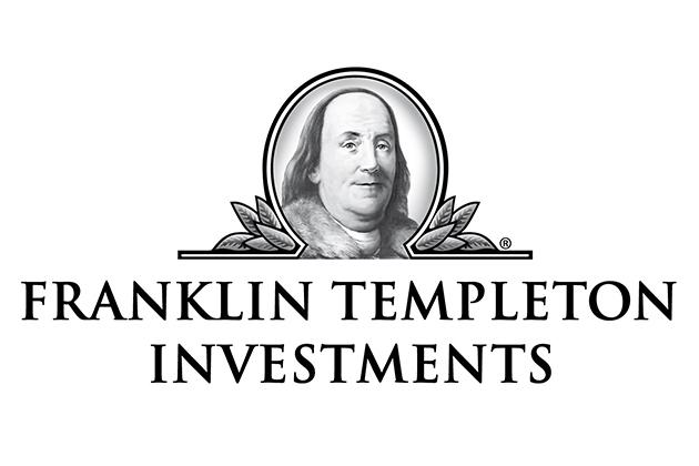 Логотип холдинга Franklin Templeton Investments.