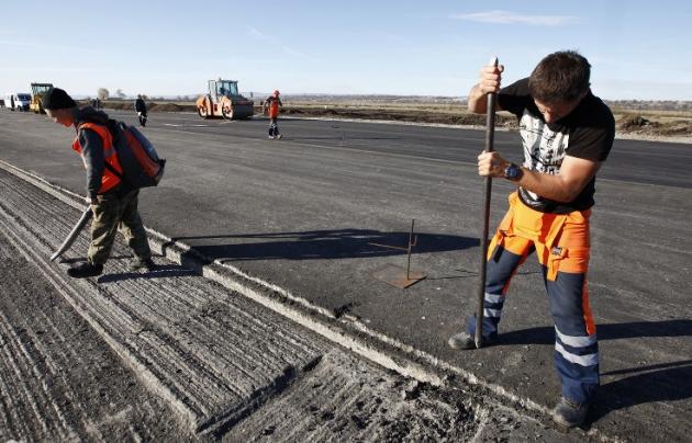 Глава Северной Осетии недоволен ходом реконструкции аэропорта «Владикавказ»
