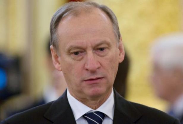Секретарь Совета безопасности РФ — Николай Патрушев.