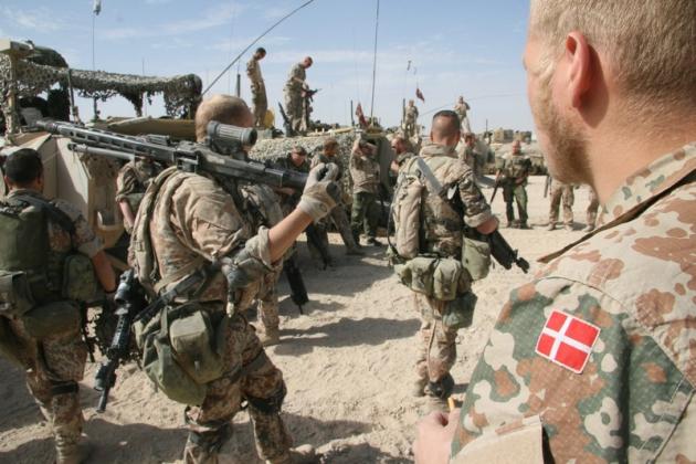 Дания сдалась: власти готовы участвовать в военных операциях