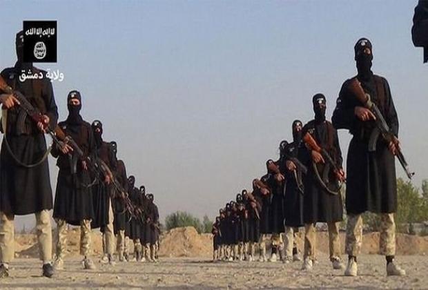 Террористы ИГИЛ.