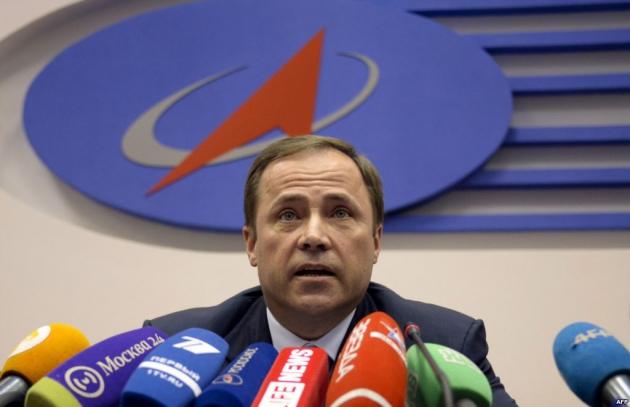 Путин назначил Игоря Комарова главой «Роскосмоса»