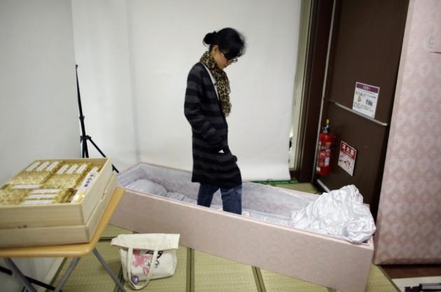 Организация похорон в Токио