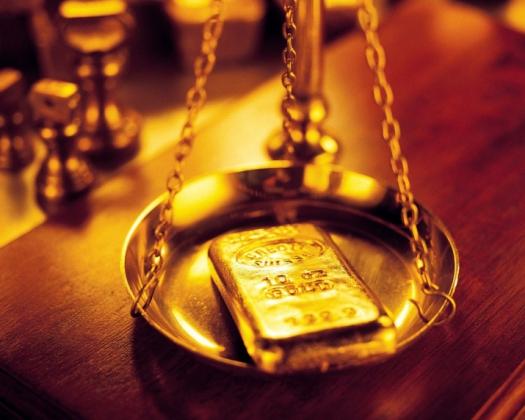 Цена золота достигла пятилетнего минимума на фоне укрепления доллара
