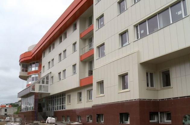 На Камчатке в новом центре реабилитации откроют первую водолечебницу