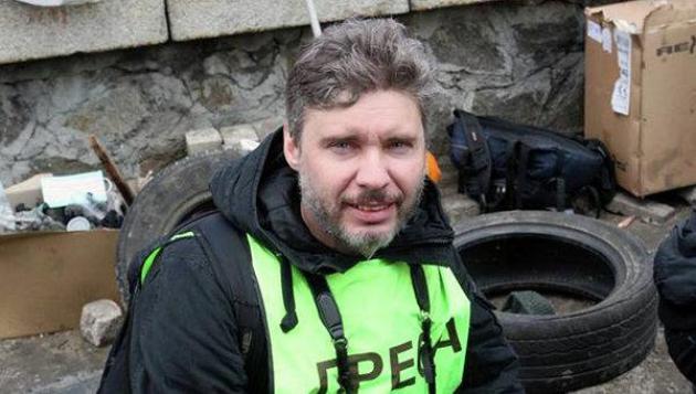 Погибший журналист — Андрей Стенин.