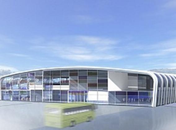 В ближайшие два года аэропорт Геленджик прирастет новым терминалом