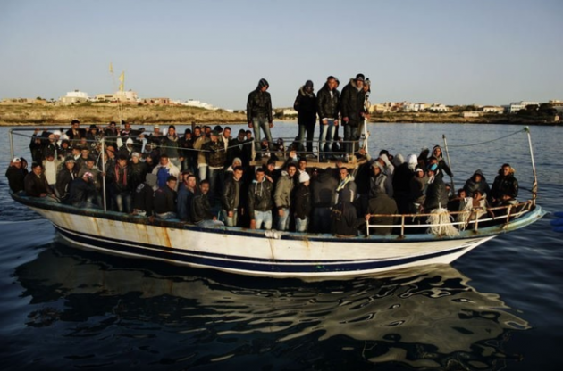 У берегов Ливии затонула очередная лодка с мигрантами