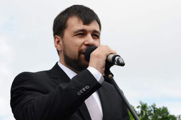 Пушилин: Мы видим возможность признания Россией документов ДНР