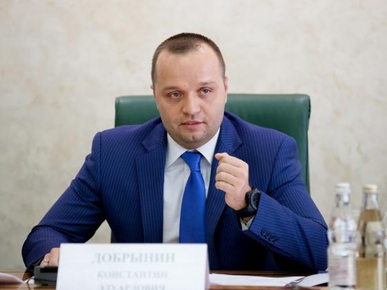 Константин Добрынин. Источник: council.gov.ru