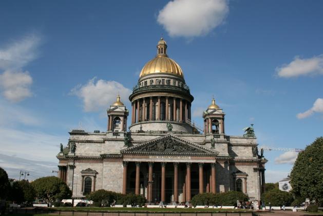 Решение о референдуме по передаче Исаакия РПЦ может быть принято в сентябре