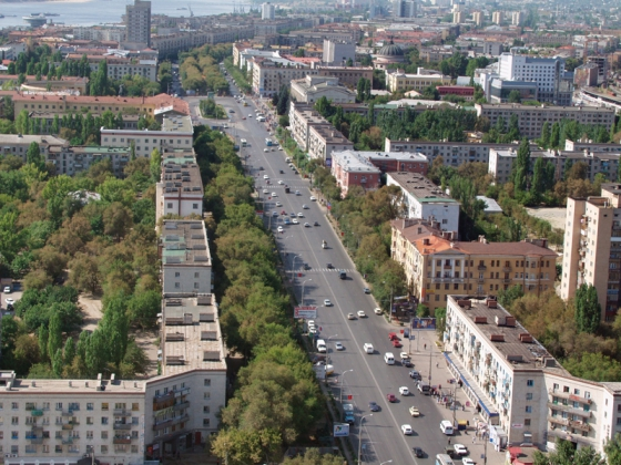 Новые объекты в Волгограде будут возводить, сохраняя архитектурный облик исторических мест фото: volganet.ru