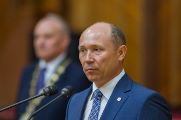 Премьер-министр Молдавии Валерий Стрелец.