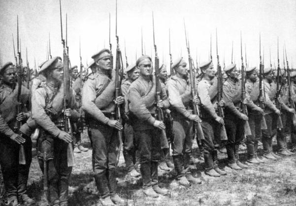 Память погибших в годы Первой мировой войны почтили в Туле