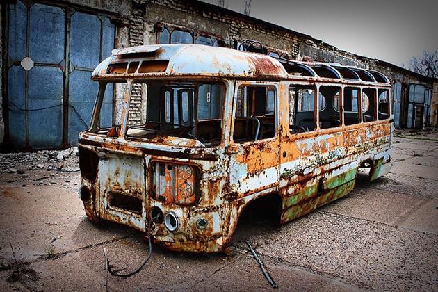 В Госдуме предложили запретить импорт подержанных автобусов