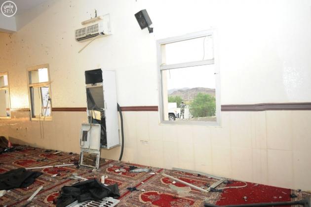 В ведомственной мечети в Саудовской Аравии прогремел взрыв