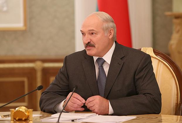 Александр Лукашенко президент Белоруссии.