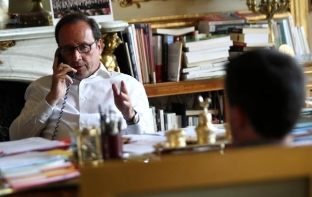 Олланд: Франция без труда найдёт новых покупателей на «Мистрали»