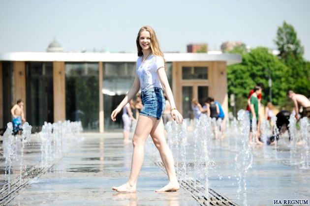 В Москву в выходные вернется жаркое лето