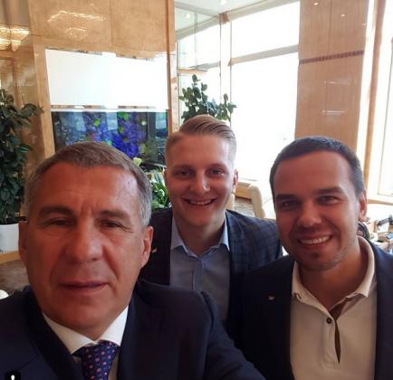 В сети «ВКонтакте» Минниханова спросили про фальсификации на выборах