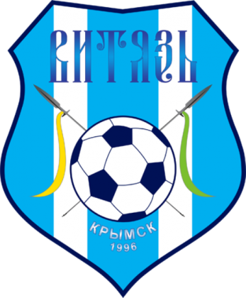 Логотип ФК «Витязь» (Крымск) изображение: vityaz-krimsk.ru 
