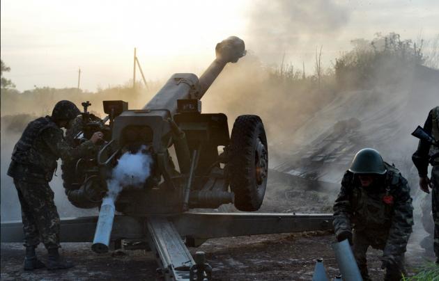 Минские договорённости в действии: Украина использует «Грады» в ЛНР