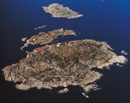 Острова Дании.