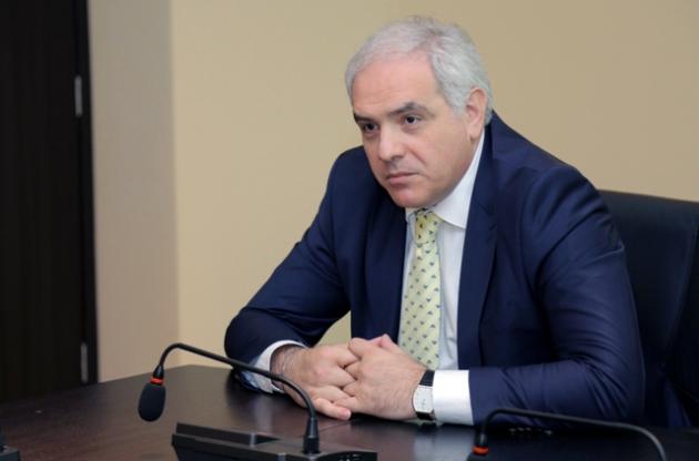Глава МВД Грузии встретился с семьями погибших в августе 2008 года