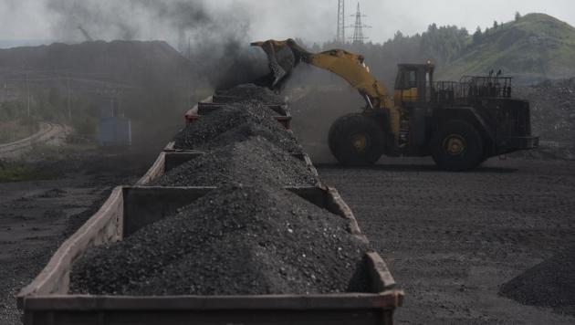 Донецкий уголь.