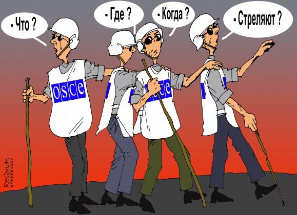 Донбасс: позиционный фронт, война нервов и война заявлений