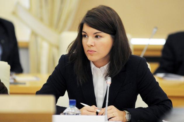 Евгения Войко.