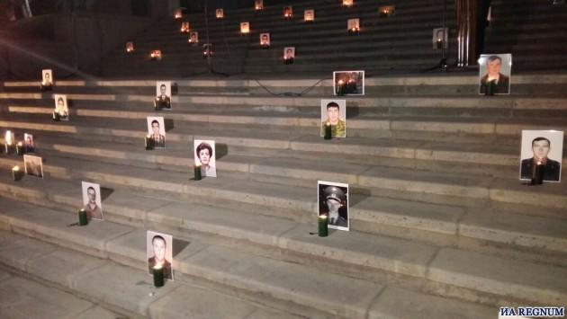 В Южной Осетии почтили память жертв войны в августе 2008 года