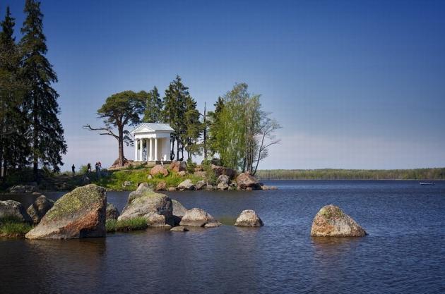 Парк Монрепо в Ленобласти обещают восстановить как в начале XIX столетия