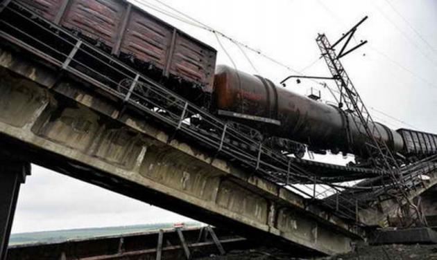Железнодорожная катастрофа. Иллюстрация: real-info.info