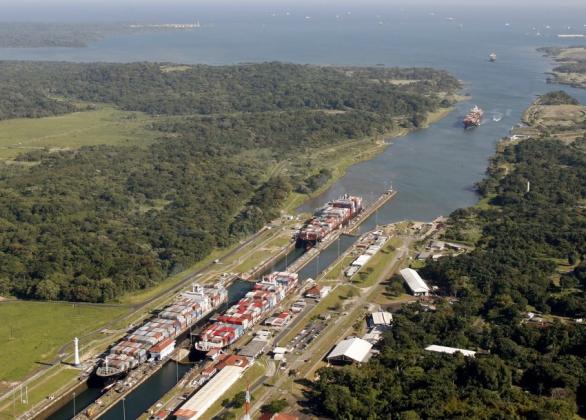Панамский канал обмелел: критическая ситуация