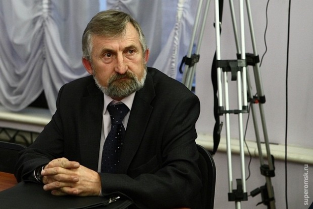 Омский политолог Михаил Машкарин. Фото суперомск.рф