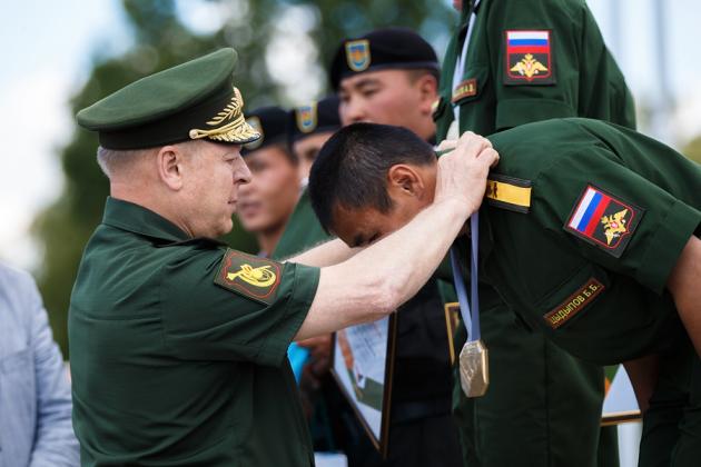 Церемония награждения АрМИ-2015.