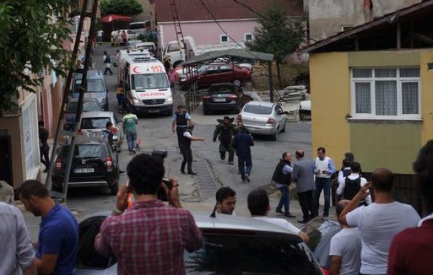 Неизвестные обстреляли консульство США в Стамбуле