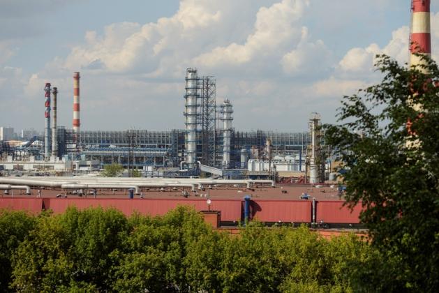 Зафиксировано существенное снижение влияния Московского НПЗ на атмосферу