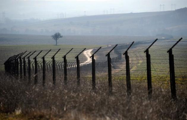 Глава МВД Латвии: На укрепление границы с РФ нужно €17 млн