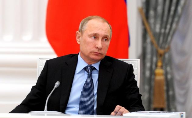 Путин отметил роль ЦБ РФ в укреплении рубля