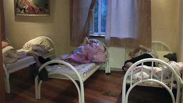 дом престарелых в хабаровске поселок горького