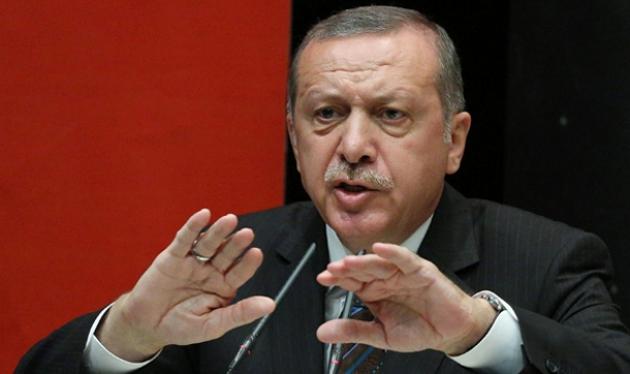 Эрдоган отверг план Путина по Сирии